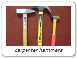 carpenter hammers