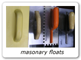masonery floats